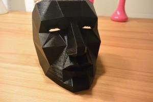 Poly Maske