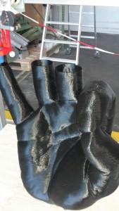 Hand 800mm